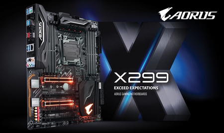 X299 AORUS Gaming 3 is Exceptional for Overclocking