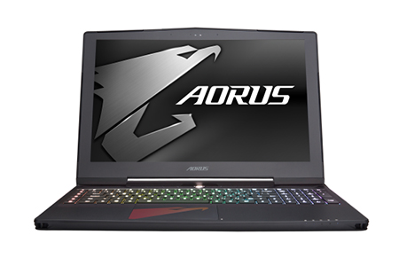 The basic introduction of  AORUS X5 v7 UHD.
